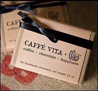 Caffe Vita confections