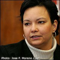 Lisa Jackson. Photo: Jose Moreno / AP
