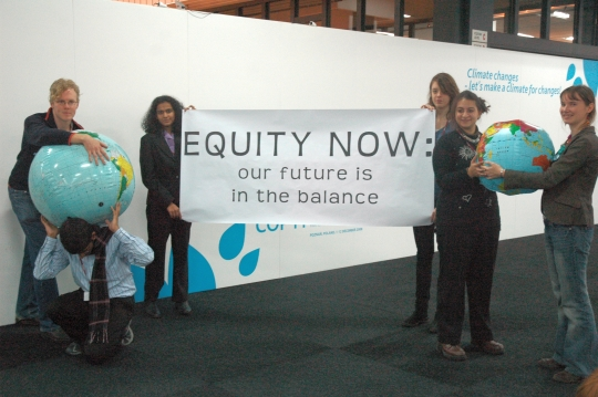 poznan youth: equity now