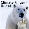Polar Bear Says FU
