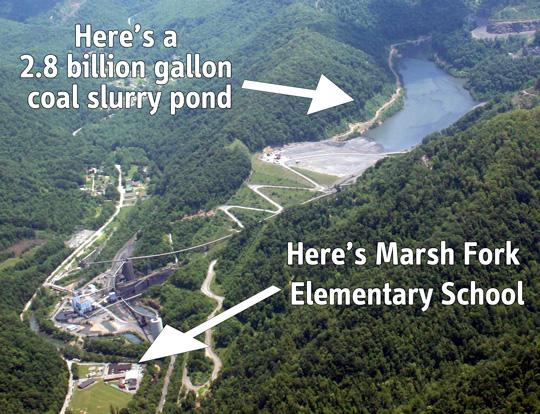 Marsh Fork Elementary School