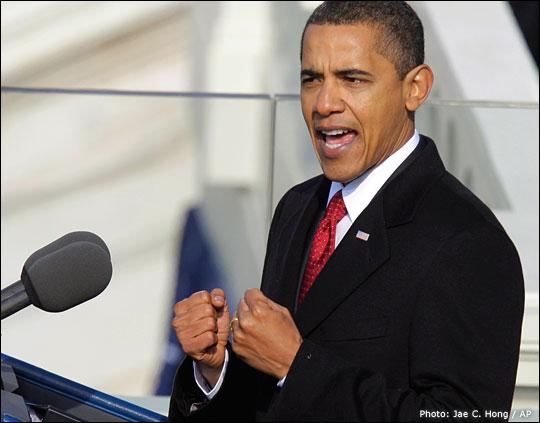 Barack Obama. Photo: Jae C. Hong / AP