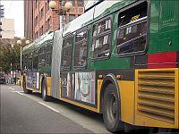 Seattle Metro Bus