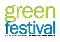 Green Festival logo