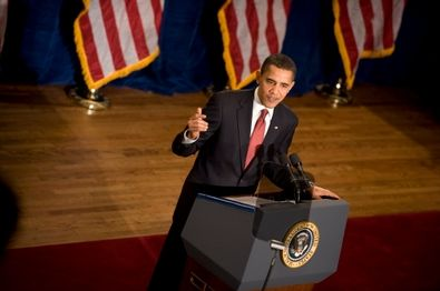 Obama at Georgetown
