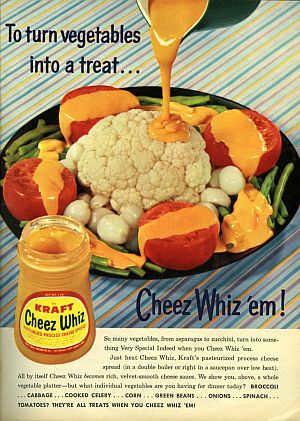 Old Cheez Whiz ad