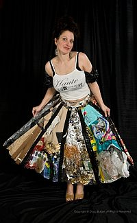 Haute Trash fashion from 2008
