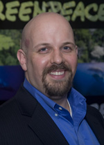 Philip Radford, executive director, Greenpeace USA