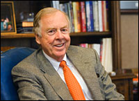 T. Boone Pickens.