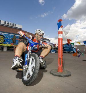 Big Wheel at Urban Assault Ride