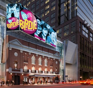 LEED-rated Broadway theater