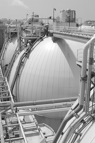 Hyperion Treatment Plant in Los Angeles