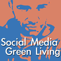 social media and green living