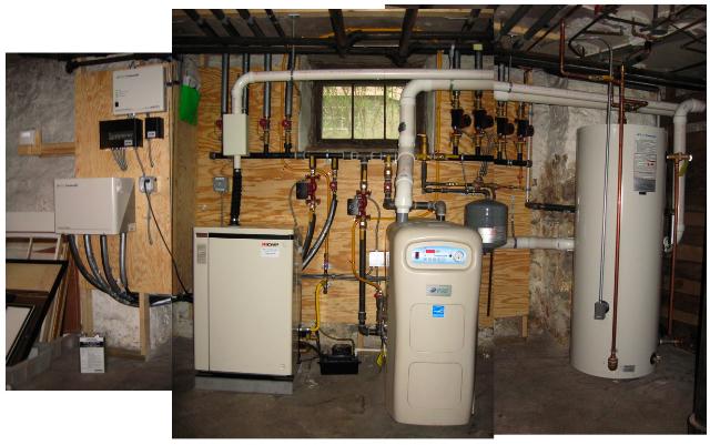 New furnace