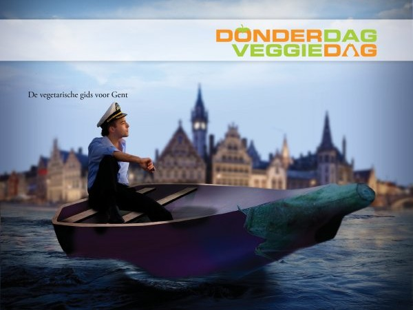 Ghent veggie day ad