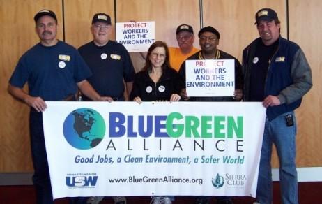Blue Green Alliance members
