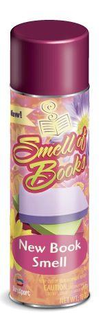 Smell of Books spray