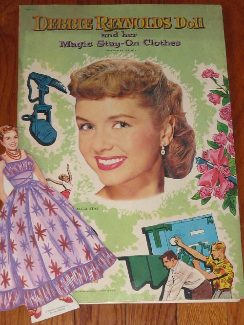 Debbie Reynolds doll
