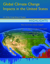 Global Climate change Impacts in the U.S.