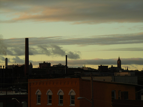 Holyoke skyline