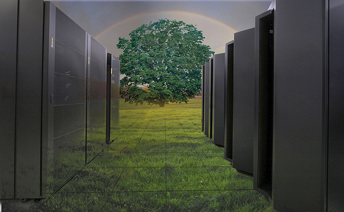 IBM's green technology push