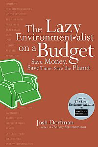 Lazy Environmentalist on a Budget book