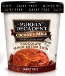 More Purely Decadent non-dairy frozen dessert.