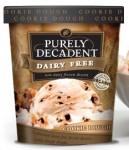 Purely Decadent non-dairy frozen dessert.