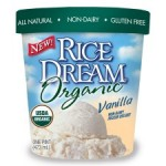Rice Dream frozen dessert.