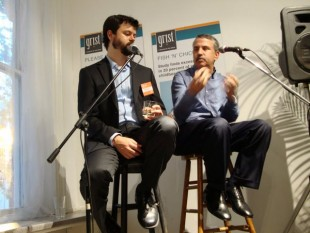 David Roberts and Thomas Friedman