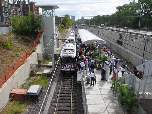 St Louis light rail