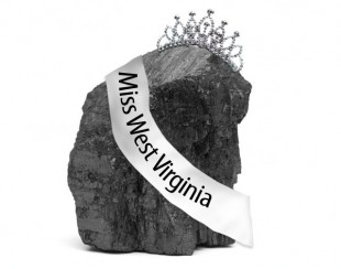 Coal with a West Virginia sash.