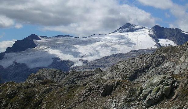 Basodino Glacier
