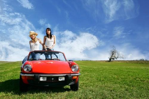 convertible gals