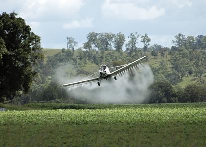 crop dust