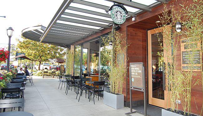 University Village Starbucks