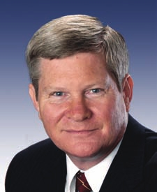 South Dakota Sen. Tim Johnson