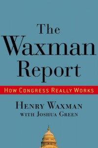 "cover of ""The Waxman Report"""
