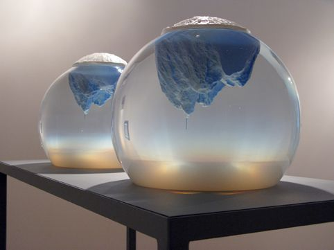 """""""400 Thousand Generations"""" from Earth exhibit"""