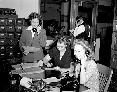 Seattle archival photo
