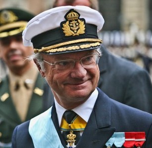 King Gustaf