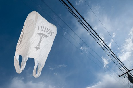 Seattle plastic bag