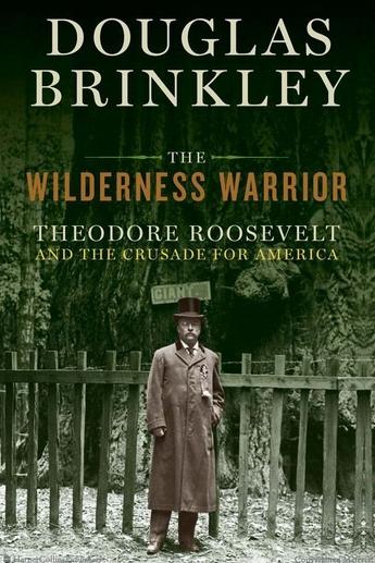 Wilderness Warrior cover