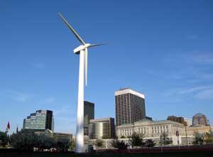 Cleveland turbine