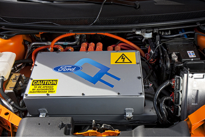 Ford's electric battery technology