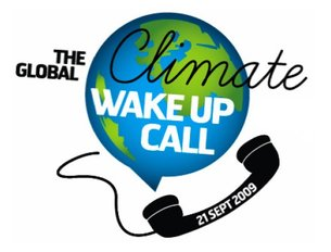 Global Climate Wake Up Call