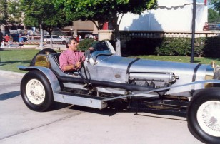 Jay Leno has a history with electric vehicles