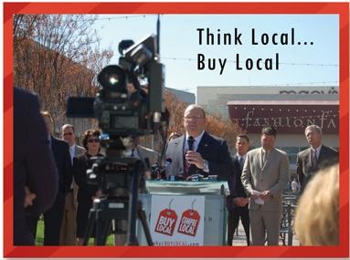 Fresno buy local