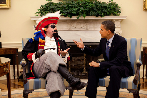 obama with pirate
