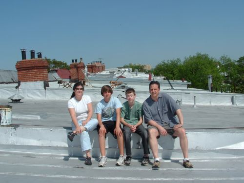 mt pleasant roof